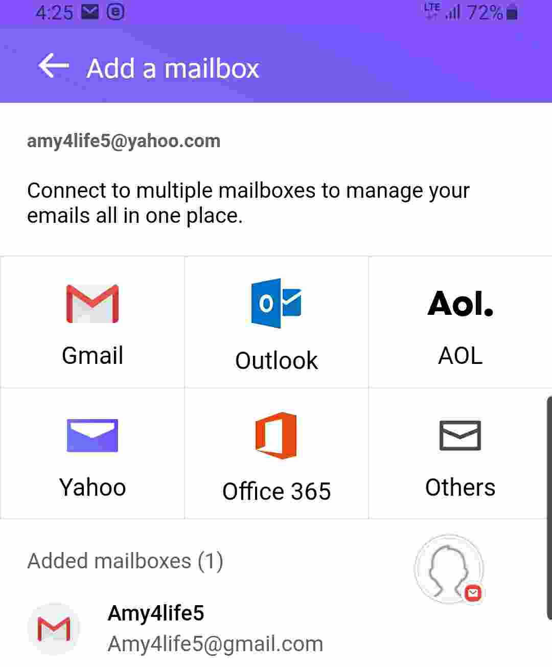 How to send a voice recording through email