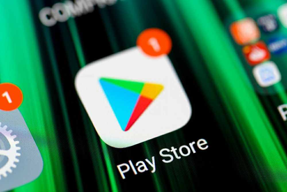 what happens if i clear data on google play store