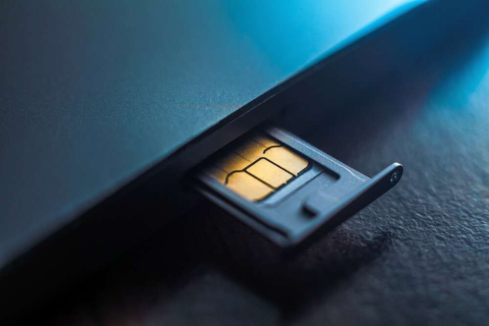 check to see if sim card is activated