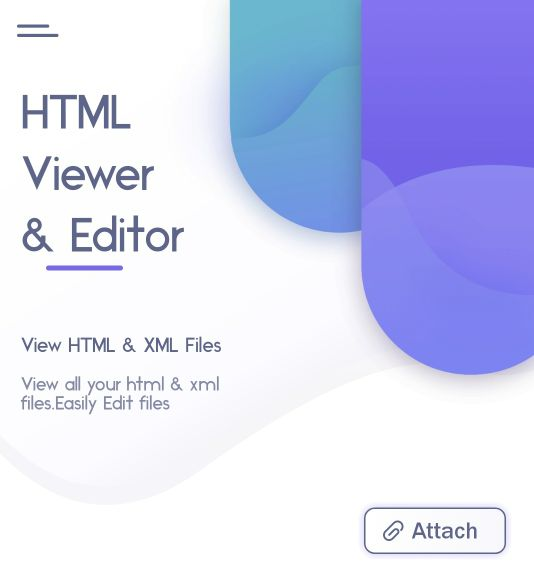 how to open html file in mobile browser
