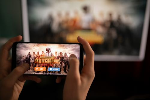 does playing pubg damage phone battery