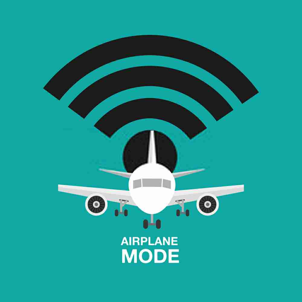 does putting your phone on airplane mode make it charge faster
