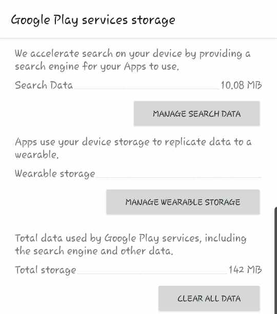 how to stop google play services from draining battery