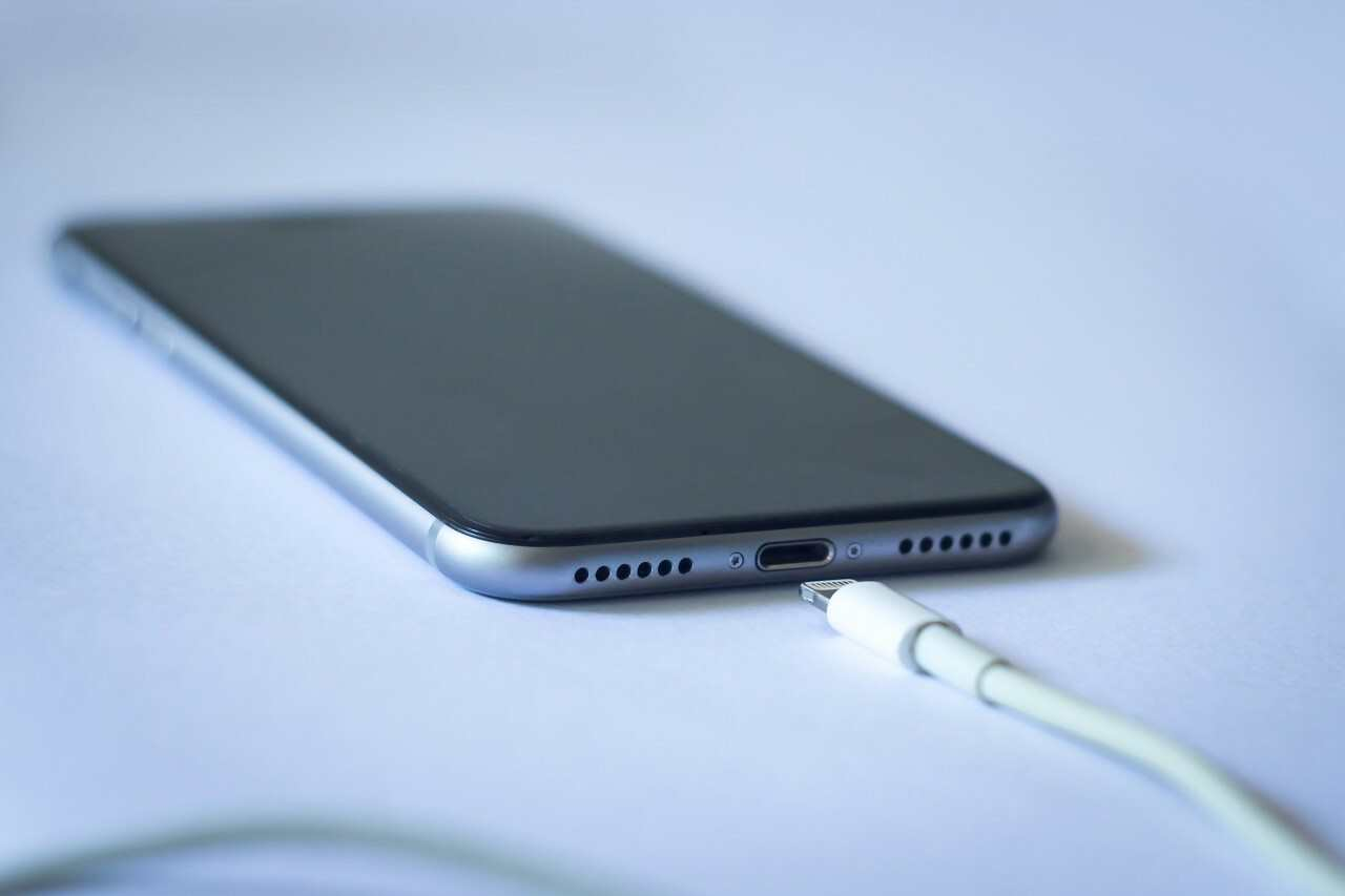 iphone hot when charging