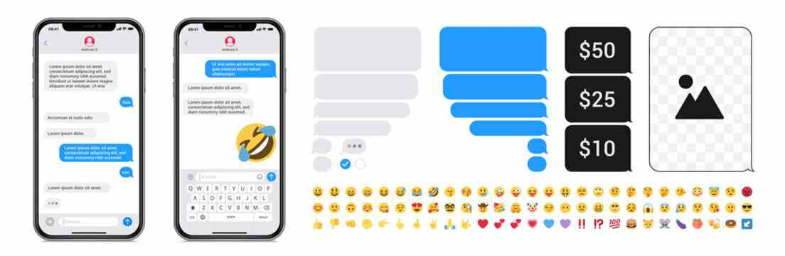 can you imessage without service