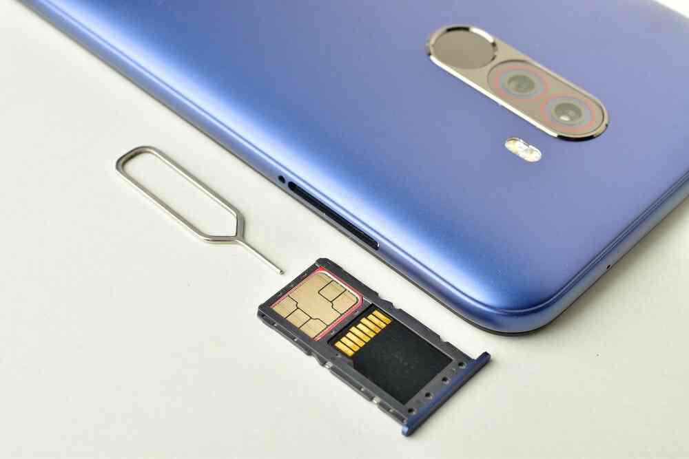 What information is lost when switching SIM cards