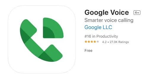 Does Google Voice show your name