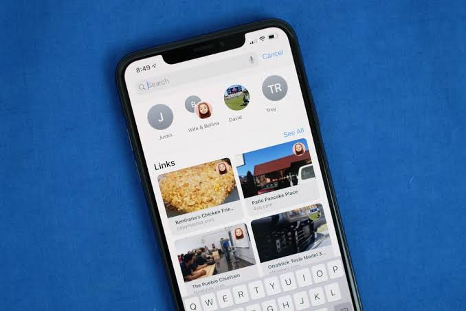 how to see imessage history on bill