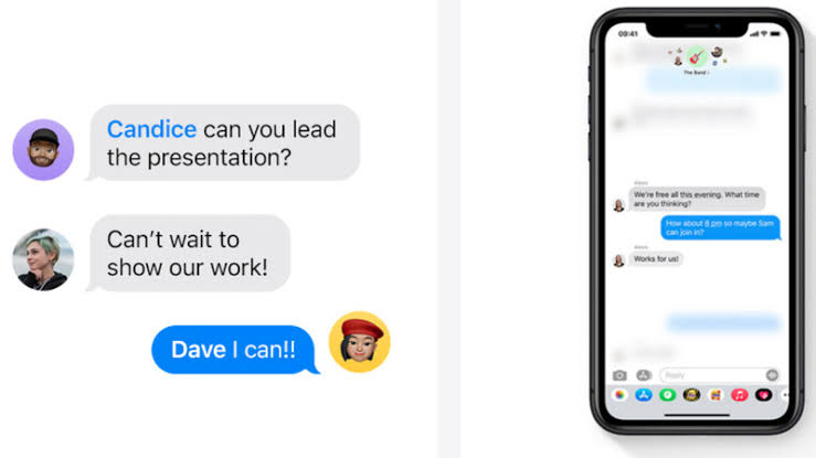 do imessages show up on phone bill