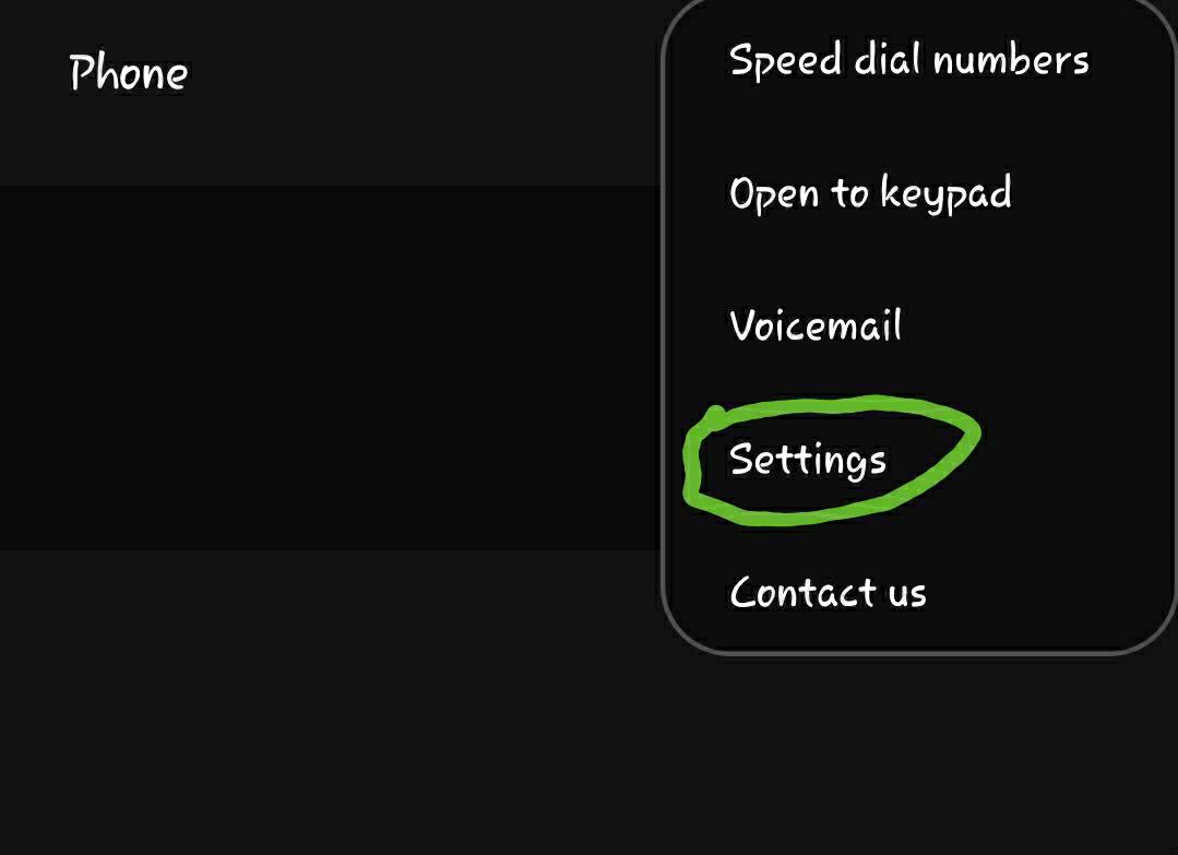 how to block outgoing calls