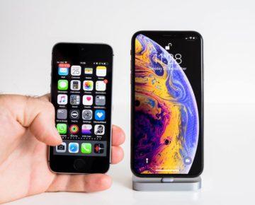 Iphone xs max battery capacity