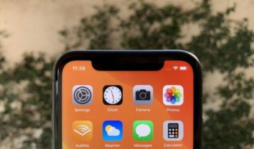 How to take a screenshot on iphone xr