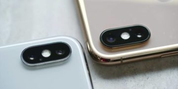 Apple iPhone xs and xr camera