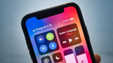 How to turn on battery percentage on iphone xr
