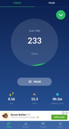 Fun walking apps