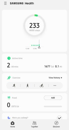 Best walking app for android
