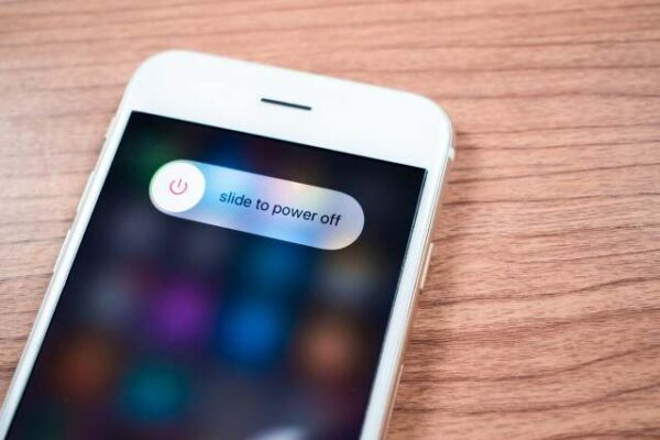 what happens if you shutdown your iPhone
